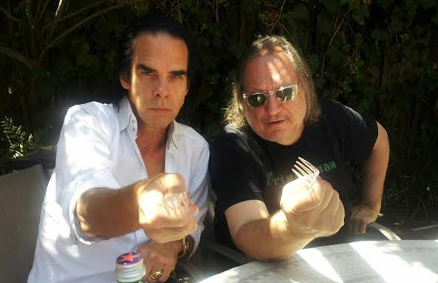 Ratso with Nick Cave