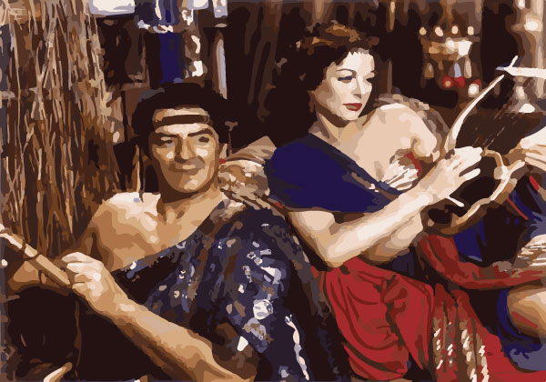 Samson And Delilah 2009 Essay Writing – 850205